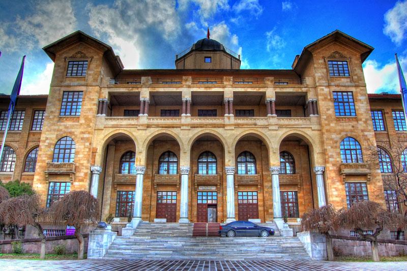 Gazi University, Ankara